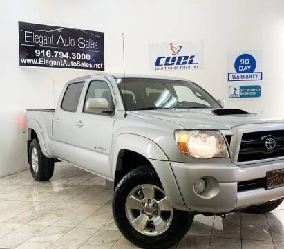 2005 Toyota Tacoma for sale at Elegant Auto Sales in Rancho Cordova CA