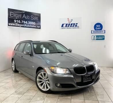 2011 BMW 3 Series for sale at Elegant Auto Sales in Rancho Cordova CA