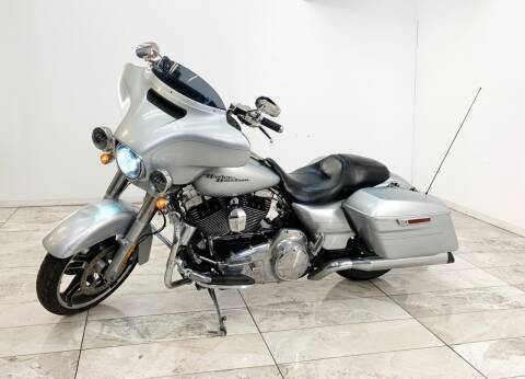 2015 Harley-Davidson FLHXS STREET GLIDE SPECIAL for sale at Elegant Auto Sales in Rancho Cordova CA