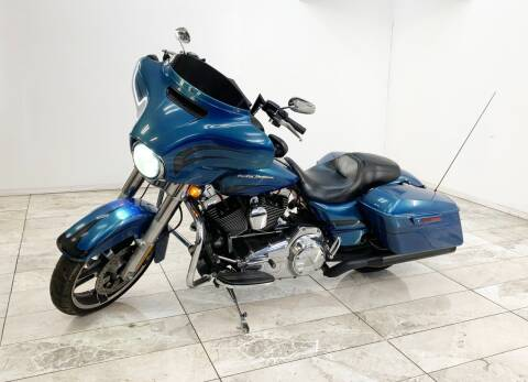 2014 Harley-Davidson FLHX STREET GLIDE for sale at Elegant Auto Sales in Rancho Cordova CA