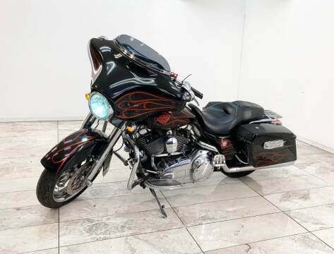 2008 Harley-Davidson FLHX STREET GLIDE for sale at Elegant Auto Sales in Rancho Cordova CA