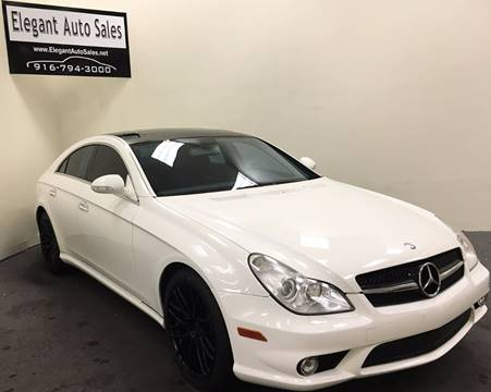 Elegant Auto Sales >> Mercedes Benz Used Cars Luxury Cars For Sale Rancho Cordova Elegant