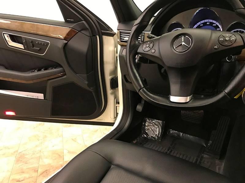 2010 Mercedes-Benz E-Class E 350 Sport 4dr Sedan - Rancho Cordova CA