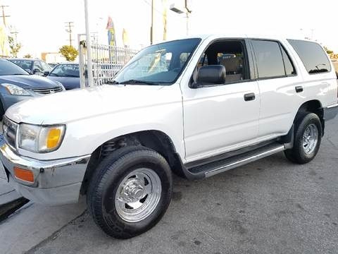 1997 Toyota 4Runner for sale in Los Angeles, CA