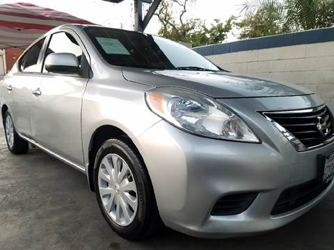 2013 Nissan Versa for sale in Los Angeles, CA