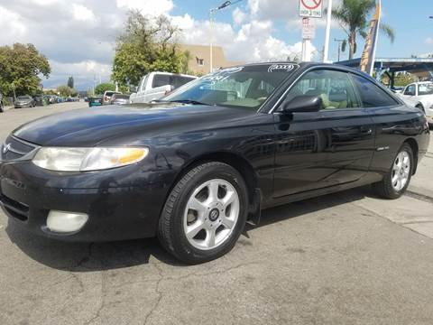 2000 Toyota Camry Solara For Sale In Los Angeles, CA