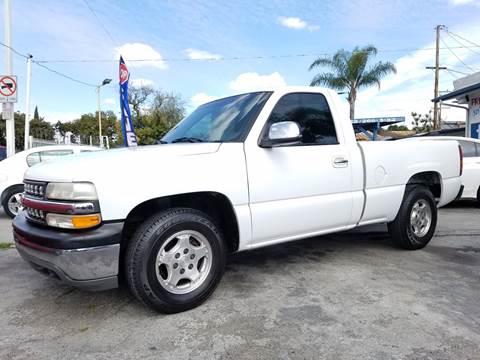 Used 2000 Chevrolet Silverado 1500 For Sale In Los Angeles Ca