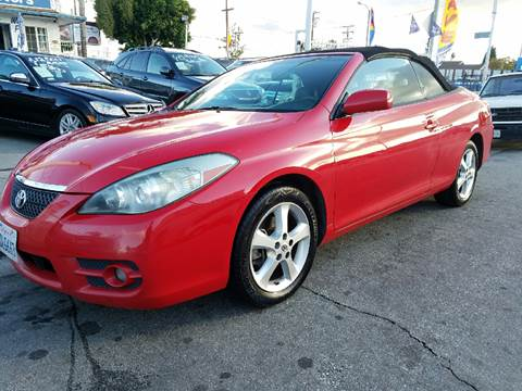 2007 Toyota Camry Solara for sale in Los Angeles, CA