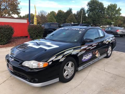 2001 Chevrolet Monte Carlo for sale in Oregon, IL