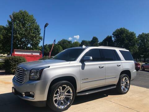 2019 GMC Yukon for sale at TNT Motor Sales in Oregon IL
