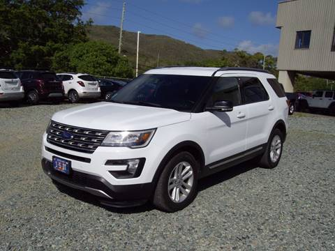 2016 Ford Explorer for sale in St Thomas, VI