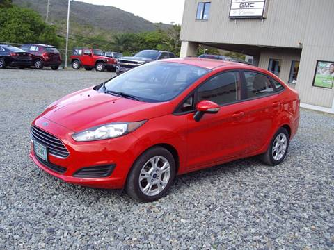 2015 Ford Fiesta for sale in St Thomas, VI