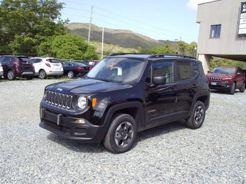 2017 Jeep Renegade for sale in St Thomas, VI
