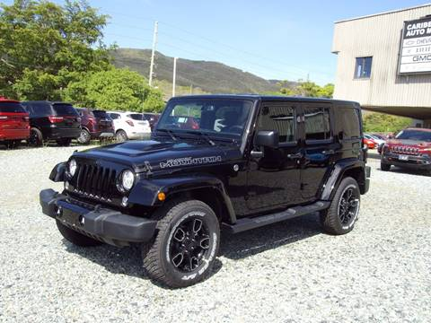 2017 Jeep Wrangler Unlimited for sale in St Thomas, VI
