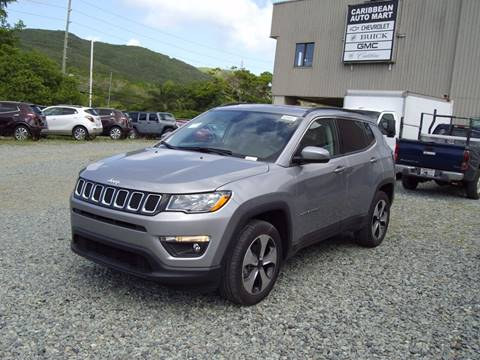 2017 Jeep Compass for sale in St Thomas, VI