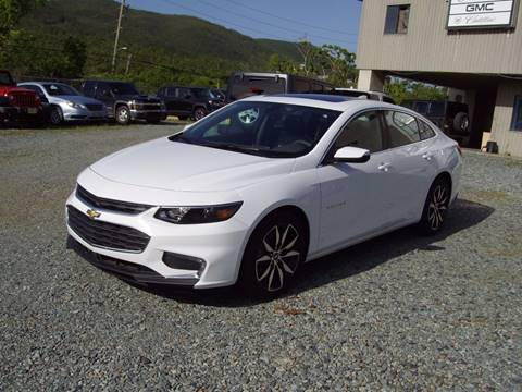 2018 Chevrolet Malibu for sale in St Thomas, VI