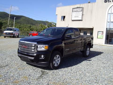 2018 GMC Canyon for sale in St Thomas, VI