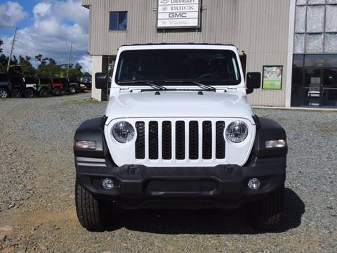 2020 Jeep Gladiator Sport S for sale at Caribbean Auto Mart in St Thomas VI