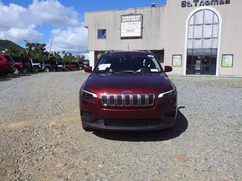 2020 Jeep Cherokee Latitude for sale at Caribbean Auto Mart in St Thomas VI