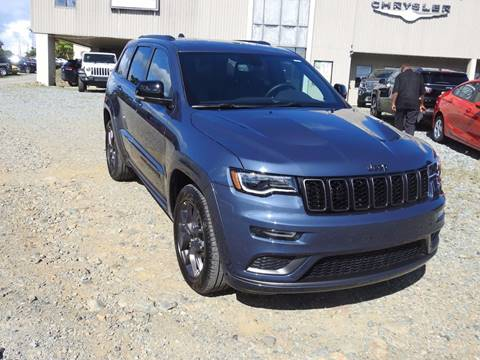 2020 Jeep Grand Cherokee Limited X for sale at Caribbean Auto Mart in St Thomas VI