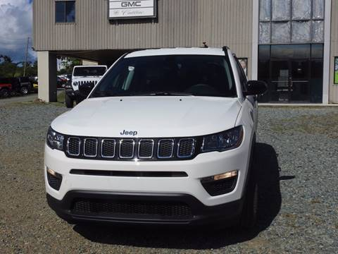 2020 Jeep Compass Sport for sale at Caribbean Auto Mart in St Thomas VI