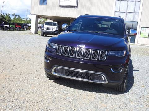 2020 Jeep Grand Cherokee Limited for sale at Caribbean Auto Mart in St Thomas VI