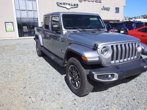 2020 Jeep Gladiator Overland for sale at Caribbean Auto Mart in St Thomas VI