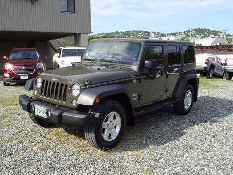 2015 Jeep Wrangler Unlimited for sale in St Thomas, VI