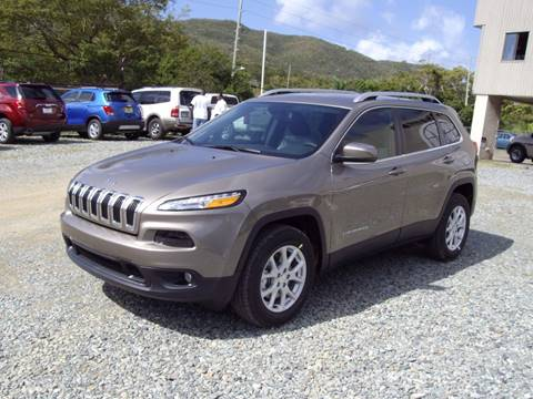 2017 Jeep Cherokee for sale in St Thomas, VI