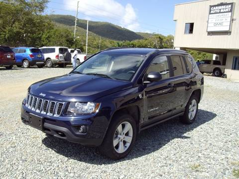 2015 Jeep Compass for sale in St Thomas, VI