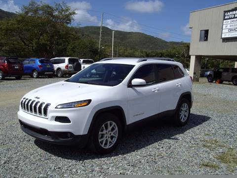 2015 Jeep Cherokee for sale in St Thomas, VI
