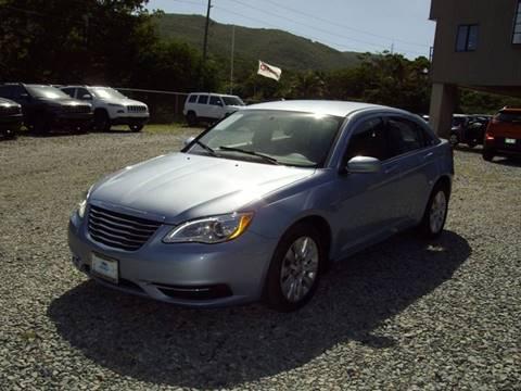 2014 Chrysler 200 for sale in St Thomas, VI