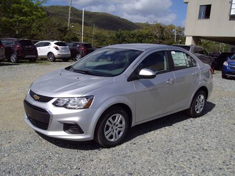 2017 Chevrolet Sonic for sale in St Thomas, VI