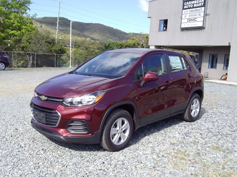 2017 Chevrolet Trax for sale in St Thomas, VI