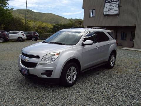 2013 Chevrolet Equinox for sale in St Thomas, VI