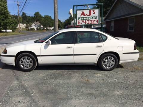 2005 Chevrolet Impala for sale in West Sand Lake, NY