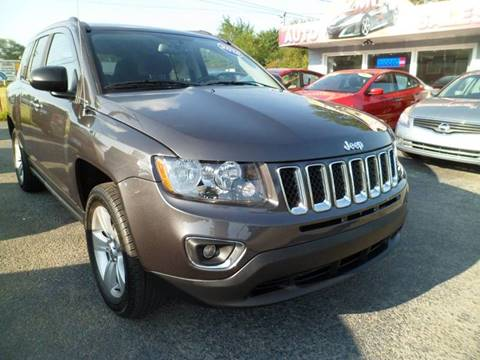 2016 Jeep Compass for sale in Cedar Lake, IN