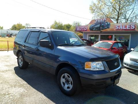 2005 Ford Expedition for sale in Cedar Lake, IN