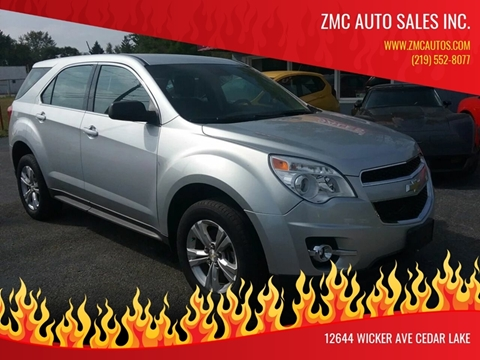 2014 Chevrolet Equinox for sale in Highland, IN