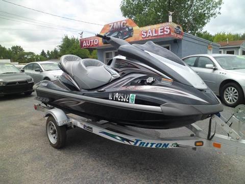 2006 Yamaha FX HO for sale in Cedar Lake, IN