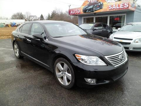 2010 lexus ls 460 for sale for Luxury motors bridgeview il