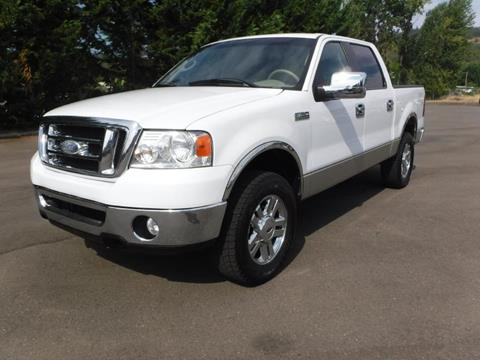 2008 Ford F-150 for sale in Roseburg, OR