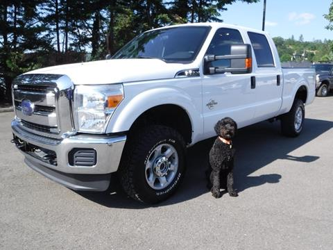 Diesel Trucks For Sale Near Me >> 2016 Ford F 350 Super Duty For Sale In Roseburg Or