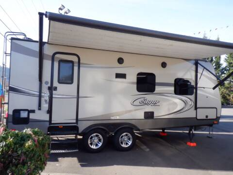 2017 Keystone COUGAR 21RBSW for sale at Winchester Wholesale Inc in Roseburg OR