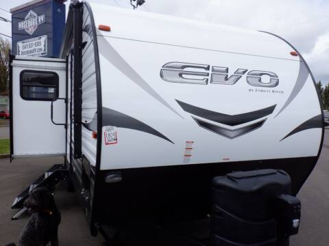 2021 Forest River EVO 2445RB for sale at Winchester Wholesale Inc in Roseburg OR