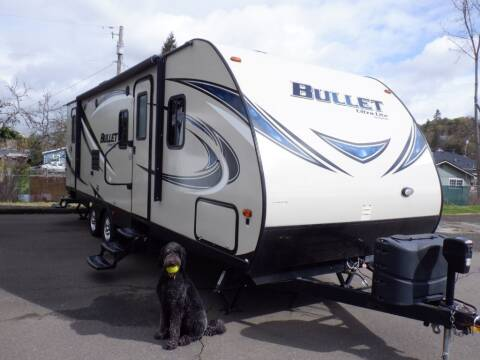 2017 Keystone BULLET 272BHSWE for sale at Winchester Wholesale Inc in Roseburg OR