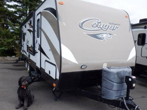 2015 Keystone COUGAR 28RLSWE for sale at Winchester Wholesale Inc in Roseburg OR