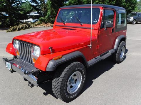 1993 Jeep Wrangler for sale in Roseburg, OR