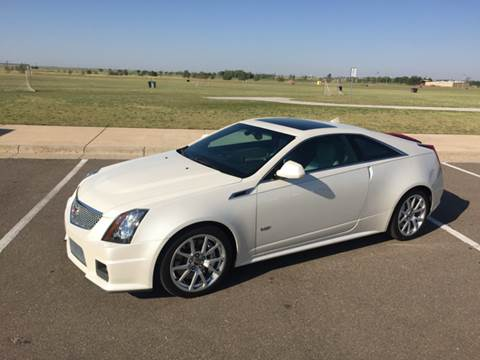 2012 Cadillac CTS-V for sale in Amarillo, TX
