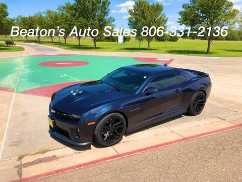 Chevrolet Camaro For Sale In Amarillo Tx Carsforsale Com 174
